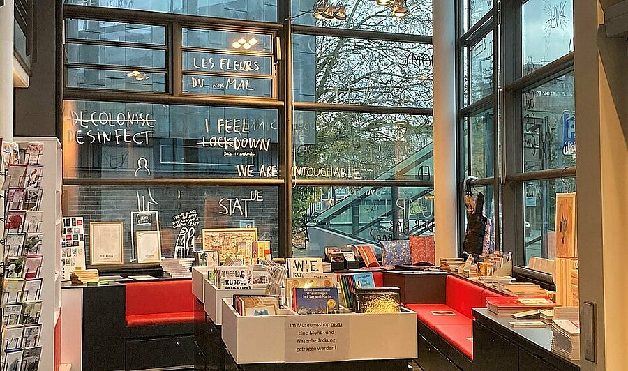Der Museumsshop des Oldenburger Stadtmuseums. Foto: Stadtmuseum Oldenburg